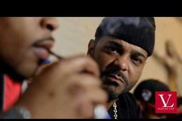 "Jim Jones ""Stoner (Freestyle) "" Video"