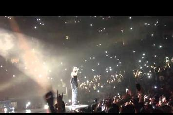 "Drake Performs ""November 18th"" On Tour"