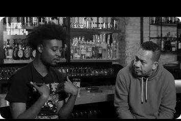 "Danny Brown ""The Truth Interview w/ Elliot Wilson"" Video"