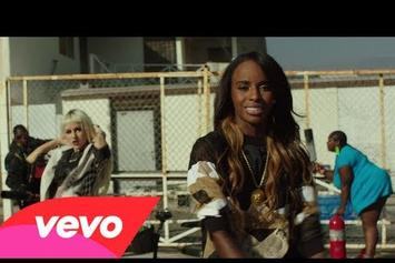 "Angel Haze ""Echelon (It's My Way)"" Video"