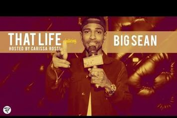Big Sean Talks On Aura Gold Fashion Line