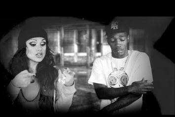"""Snow tha Product Feat. Dizzy Wright """"Hopeless"""" Video"""