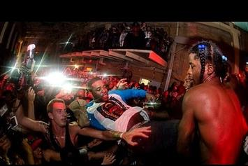 """A$AP Ferg """"""""Trap Lord"""" Release Party In NYC"""" Video"""