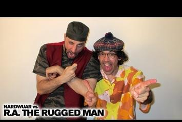 "R.A. The Rugged Man ""Interview With Nardwuar"" Video"
