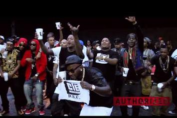 """YG Feat. Young Jeezy & Rich Homie Quan """"BTS OF """"My Nigga"""""""" Video"""