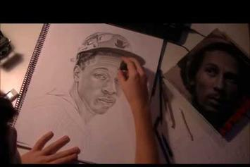 "Joey Bada$$ ""Speed Drawn By Davis Graham "" Video"