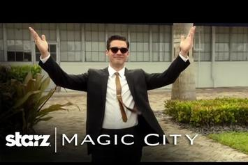 """Rick Ross """"Appears In An Episode Of """"Magic City"""" (Preview)"""" Video"""