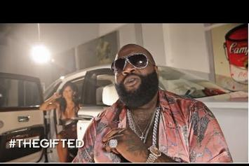 "Rick Ross ""Speaks On Wale's ""The Gifted"""" Video"