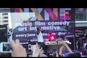 "Joey Bada$$ ""Performs New Song @ NXNE"" Video"