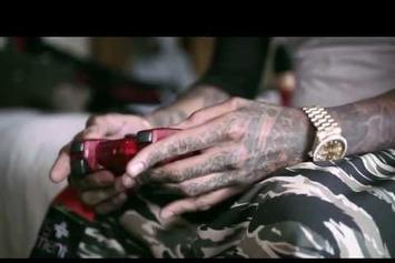 "Kid Ink ""Almost Home Vlog Ep. 2"" Video"