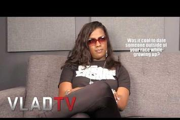 "Gangsta Boo ""Discusses Her Love For White Boys"" Video"
