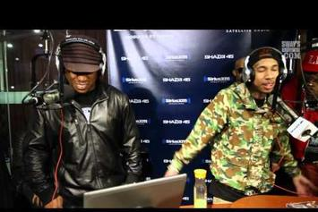 Tyga Sway In The Morning Freestyle