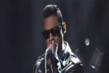 """Miguel """"Performs """"Adorn"""" (Live On Jools Holland)"""" Video"""