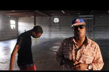 """Fiend Feat. Young Dolph """"Actin Up"""" Video"""
