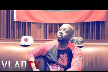 "Wyclef Jean ""Talks Running For President of Haiti"" Video"