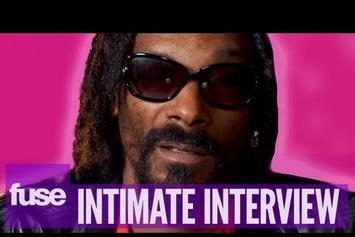 """Snoop Dogg """"Intimate Interview"""" Video"""