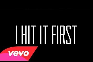 "Ray J Feat. Bobby Brackins ""I Hit It First"" Video"