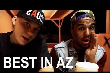 "Futuristic & Bootleg Kev """"Best In Az"" Interlude "" Video"