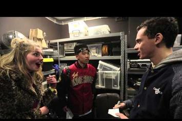 """Logic (MD) """"Signs To Def Jam (Vlog Announcement)"""" Video"""