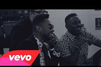 "Miguel Feat. Kendrick Lamar - BTS Of ""How Many Drinks (Remix)"""
