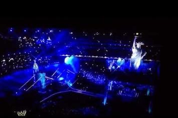 """Diddy """"Performs At Wrestlemania 29"""" Video"""