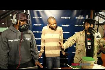 "Jean Grae ""Live On Sway In The Morning"" Video"