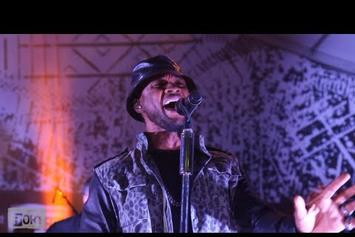 """Usher """"Talks His First Time At SXSW"""" Video"""