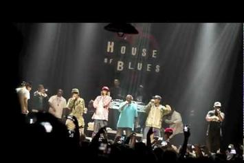 "Bone Thugs Feat. Chamillionaire ""Live At House Of Blues Houston"" Video"