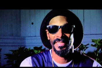 """Snoop Dogg """"Speaks On Bunny Wailer's Comments"""" Video"""
