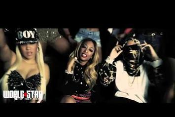 "French Montana Feat. Trina ""Tic Toc"" Video"