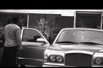 """Curren$y """"Jet Life Chronicles Series #2- Ep. 2"""" Video"""