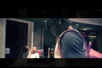 "Chief Keef """"No Tomorrow"" In Studio"" Video"