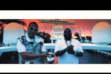 """Rick Ross Feat. French Montana """"Straight Off The Boat"""" Video"""