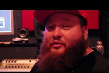 "Riff Raff Feat. Alchemist & Domo Genesis ""In The Studio With Action Bronson"" Video"