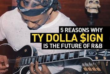 5 Reasons Why Ty Dolla $ign Is The Future of R&B