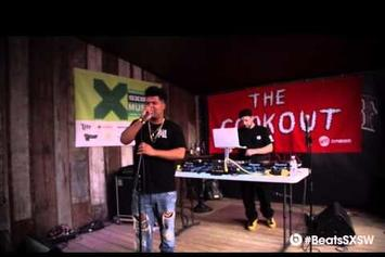 iLoveMakonnen Talks To Fans & Performs At SXSW