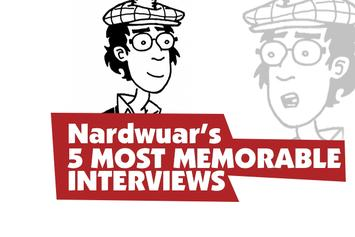 Nardwuar's 5 Most Memorable Interviews