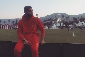 Drake's Coachella Set Won't Be Streamed