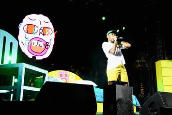 "Watch Tyler, The Creator Perform ""Cherry Bomb"" Tracks At Coachella 2015"