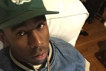 "Tyler, The Creator Says ""Smuckers"" Beat Was Intended For Kanye West & Jay Z"