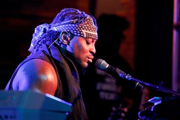 "D'Angelo & The Vanguard Announce ""The Second Coming"" U.S. Tour"