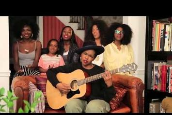 """Watch Lauryn Hill Perform Acoustic Version Of """"Doo Wop"""""""
