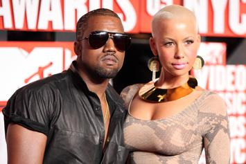 Amber Rose Disses Kanye West; Says Travi$ Scott Writes His Raps