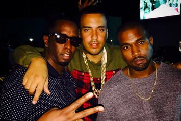 "French Montana Says Kanye West & Miguel Will Feature On ""Mac & Cheese: The Album"""
