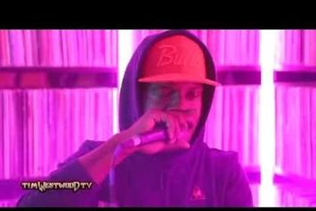 "Fashawn ""Tim Westwood Crib Session Freestyle"" Video"