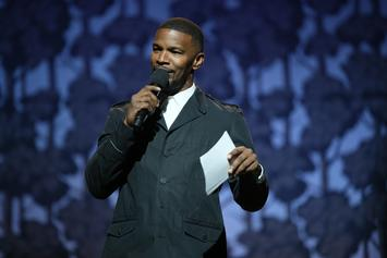 "Stream Jamie Foxx's ""Hollywood: A Story Of A Dozen Roses"""