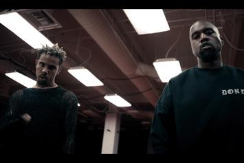 "Vic Mensa Feat. Kanye West ""U Mad"" Video"