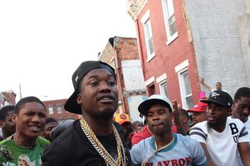 "A Man Was Pistol-Whipped On The Set Of Meek Mill's ""Check"" Video"