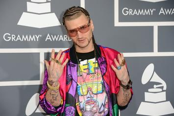 "Riff Raff Announces Sophomore Album ""Peach Panther""; Says Drake & Lil Wayne Might Be On It"