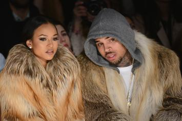 Chris Brown & Karrueche Tran Go Back-And-Forth On Instagram